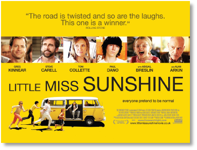 thesis statement for little miss sunshine